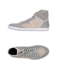 Tommy Hilfiger High Tops And Trainers Sand