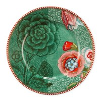 Pip Studio Spring To Life Plate Green Small
