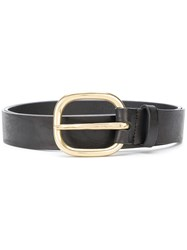 Dsquared2 Classic Buckle Belt Black