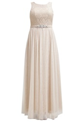 Y.A.S Yas Yasmary Occasion Wear Tender Peach Off White