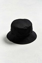 Urban Outfitters Uo Reversible Bucket Hat Black
