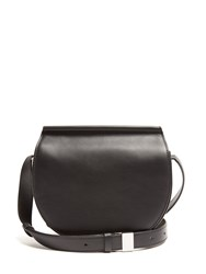 Givenchy Infinity Mini Leather Cross Body Bag Black