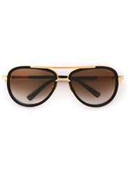 Dita Eyewear 'Mach Two' Sunglasses Black