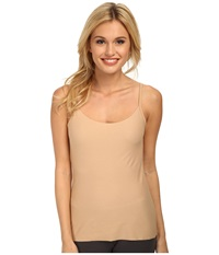 Commando Cotton Cami Cca02 Nude Women's Sleeveless Beige