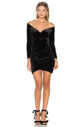 Wyldr Paint The Town Dress Black