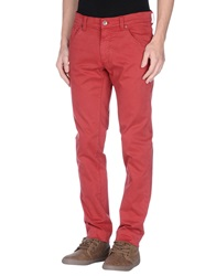 Mason's Casual Pants Red