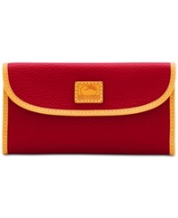Dooney And Bourke Patterson Continental Clutch Wine