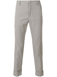 Paolo Pecora Classic Chinos Nude And Neutrals