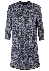 Marc O'polo Summer Dress Grey Anthracite