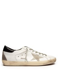 Golden Goose Super Star Low Top Trainers Black Multi