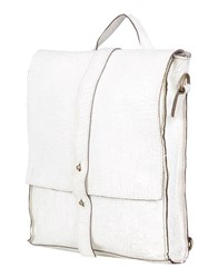 Corsia Backpacks And Fanny Packs White