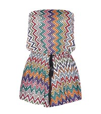 Missoni Mare Knitted Playsuit Multicoloured