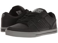 Osiris Protocol Black Grey Black Men's Skate Shoes