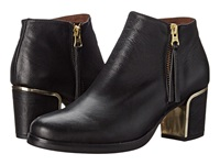 Eric Michael Margot Black Women's Zip Boots