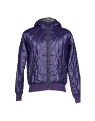 Bpd Be Proud Of This Dress Down Jackets Purple