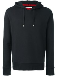 Gucci Web Trim Hoody Black