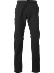Emporio Armani Chino Trousers Black