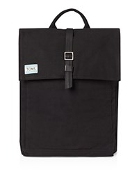 Toms Trekker Backpack Black