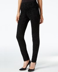 Styleandco. Style And Co. Petite Animal Print Skinny Jeans Only At Macy's Simply Lace