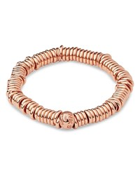 Links Of London 18K Rose Gold And Sterling Silver Sweetie Core Bracelet No Color