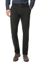 Rodd And Gunn Edenvale Straight Leg Pants Coal