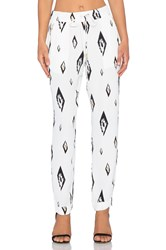 Sass And Bide Foreign Correspondent Pant White