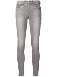 Armani Exchange Skinny Jeans Grey