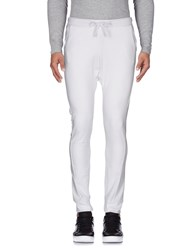 Paul Frank Casual Pants White