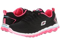 Skechers Skech Air Run 2.0 Aim High Black Pink Women's Shoes