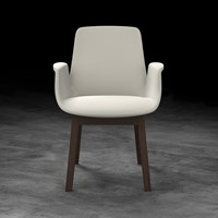 Modloft Mercer Dining Arm Chair
