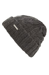Women's Michael Michael Kors Cable Knit Cuff Beanie