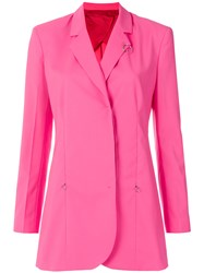 Alyx Tailored Blazer Pink And Purple