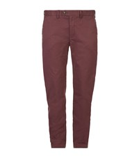 Ted Baker Sorcor Slim Fit Chinos Male Light Pink
