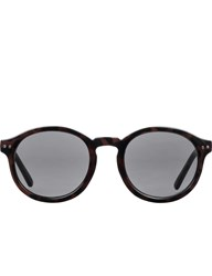 Cheap Monday Circle Matte Crystal Sunglasses
