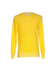 Grifoni Sweaters Yellow