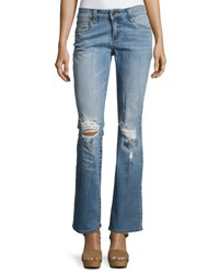 Kut From The Kloth Natalie Boot Cut Jeans Blue