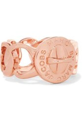 Marc By Marc Jacobs Woman Katie Rose Gold Tone Ring Rose Gold