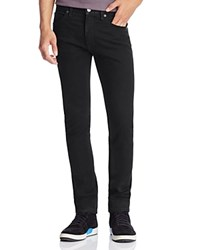 Helmut Lang Slim Fit Jeans In Black
