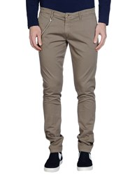 Manuel Ritz Trousers Casual Trousers Men Khaki