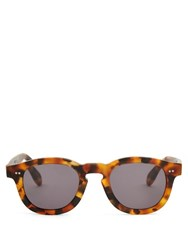 Illesteva Murdoch Sunglasses Brown Multi