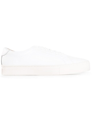 Saturdays Surf Nyc 'Derek' Sneakers White