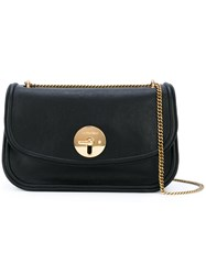 See By Chloe 'Lois' Bag Women Cotton Sheep Skin Shearling One Size Black