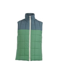 Band Of Outsiders Jackets Light Green