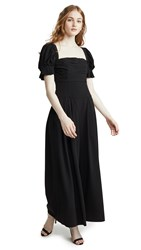 Fame And Partners The Gabrielle Jumpsuit Black