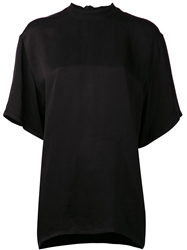 Y Project Loose T Shirt Black