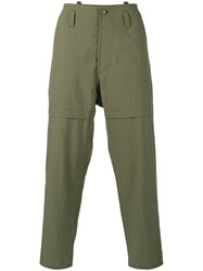 Oamc Combat Trousers Green