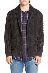 Lucky Brand Men's Snowpeak Cardigan