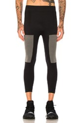 Adidas Day One Compression Tights In Black