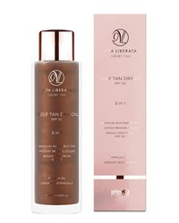 Self Tan Dry Oil Spf 50 100 Ml Vita Liberata