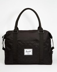 Herschel Supply Co Strand Quilted Holdall 18L Black